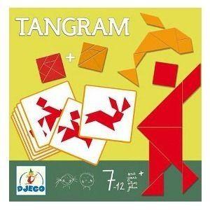 """Djeco - Занимателна игра """"Tangram"""""""