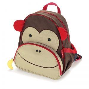 Skip Hop Детска раница Zoo - Маймунка