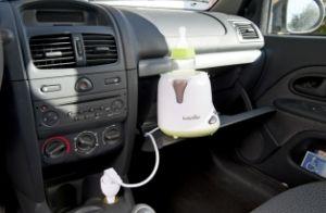 Babymoov Уред за затопляне на шишета за вкъщи и колата