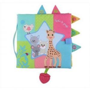 Софи жирафчето Голямата книга - развива сетивата