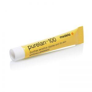 Medela Purelan 100 крем за зърна 7гр.